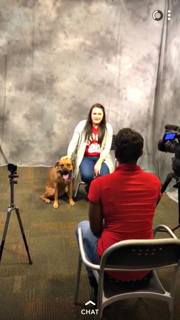 Dog Life in CLE at WKYC Channel 3 News Station | Dog Life in CLE